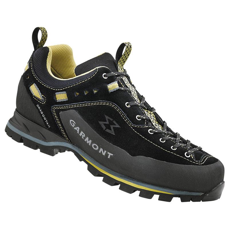 9a08b9025 shoe GARMONT Dragontail MNT black/dark yellow | sport-outdoor.sk