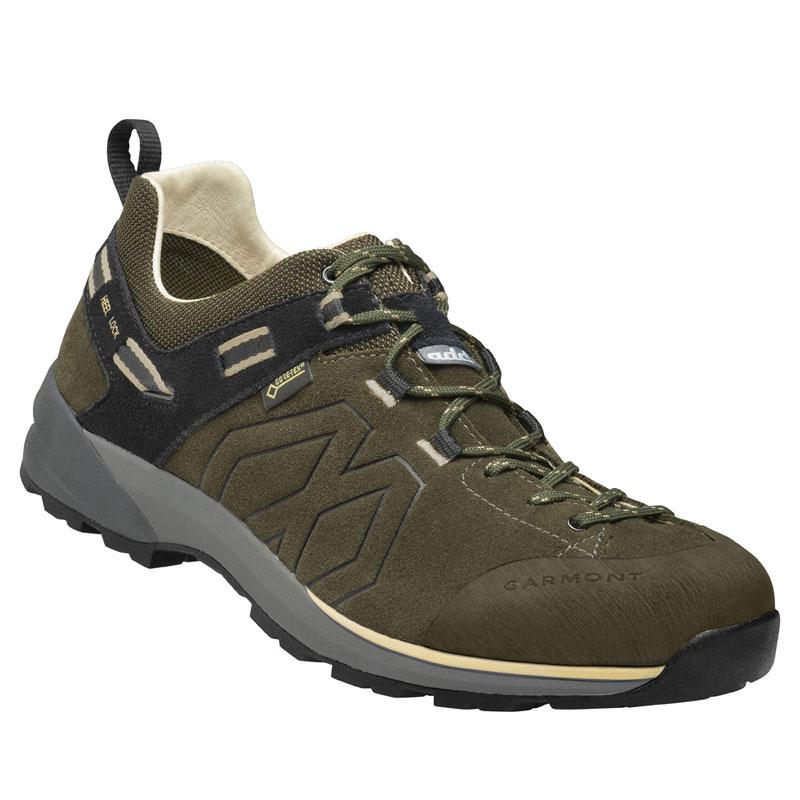 Nízka obuv obuv GARMONT Santiago Low GTX olive green 4325c654b6b