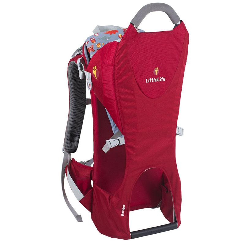 Detské nosiče detský nosič LITTLELIFE Ranger S2 red 68e9f0de3a5