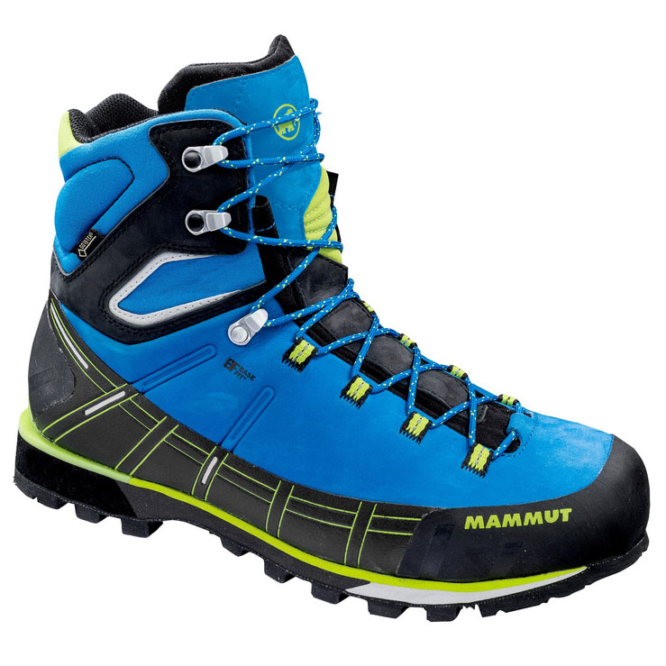 f39f2c9f496 boty MAMMUT Kento High GTX Men imperial-sprout