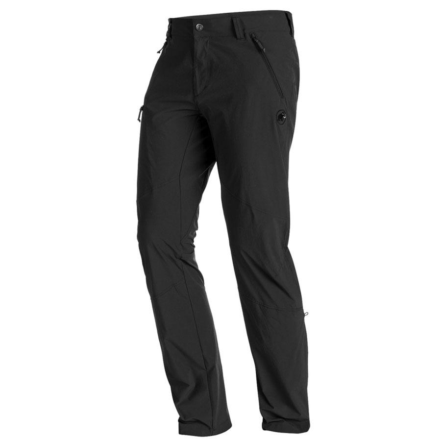 ... nohavice MAMMUT Runbold Pants Men black 93a9e4a7b8f