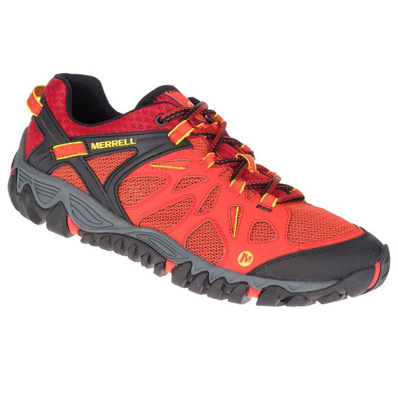 278b3ff628 shoe MERRELL All Out Blaze Aero Sport orange   sport-outdoor.sk