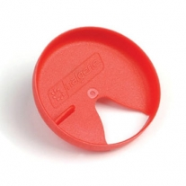 NALGENE Easy Sipper Drink Cap red