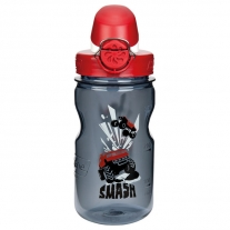 bottle NALGENE OTF Kids 0.35 L fire smash