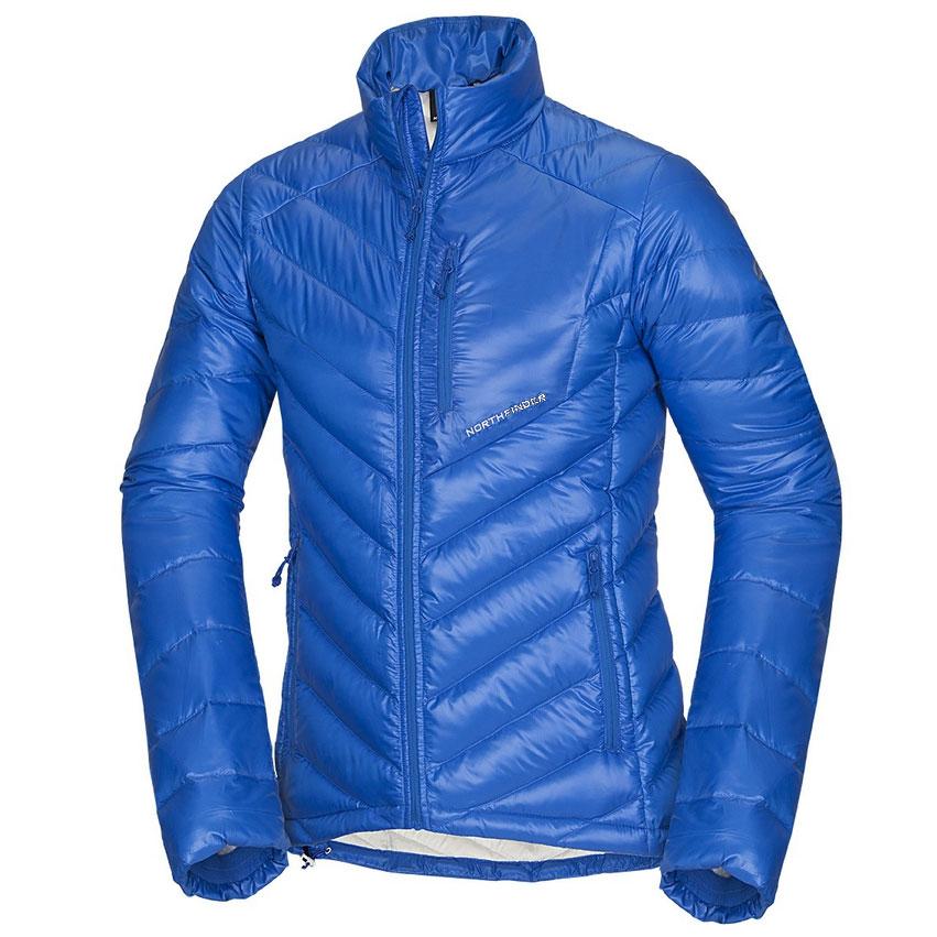 Páperové a izolačné bundy bunda NORTHFINDER Giovani BU-3431 blue 77011d8a170