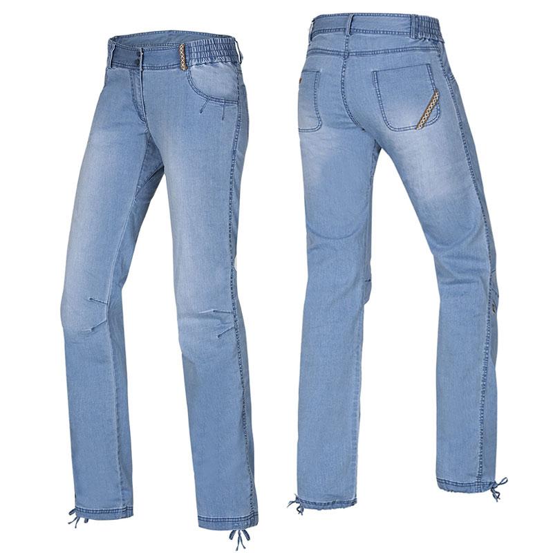 ... nohavice OCÚN Inga Jeans light blue 5784fcc9650