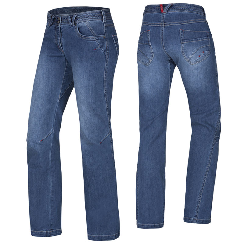 70e5c5979138 Nohavice nohavice OCÚN Medea Jeans middle blue