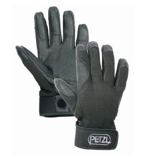 gloves PETZL Cordex black Click to view the picture detail.