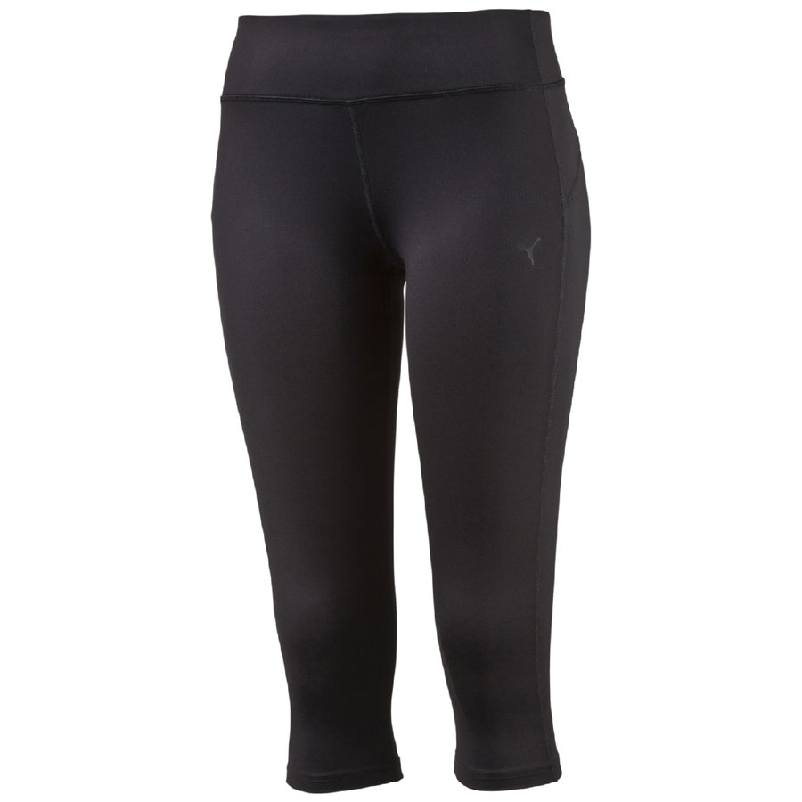 866594d3330e1 legíny PUMA WT Essential 3/4 Tight black | sport-outdoor.sk