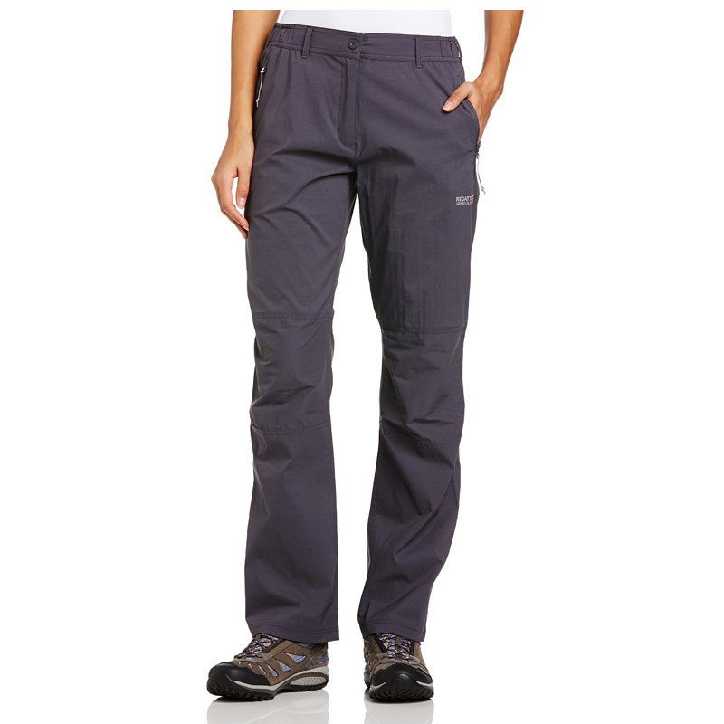 1b9dc19de552 Výpredaj oblečenia nohavice REGATTA Fellwalk Stretch Seal Grey