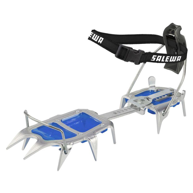 ... mačky SALEWA Alpinist Step-In 816 steel blue a78dd6fd1de