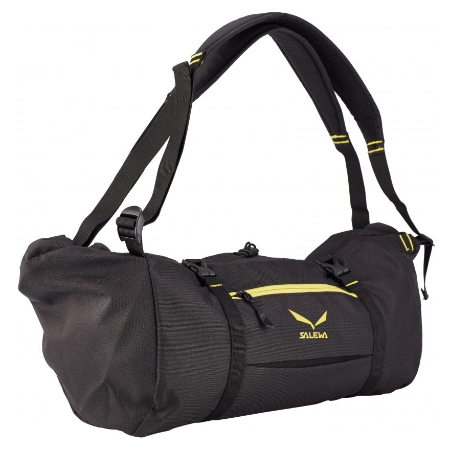 Packs and other bags SALEWA Ropebag Black Citro 8a6c044867e