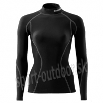 Compression underwear SKINS Snow Thermal Lady black