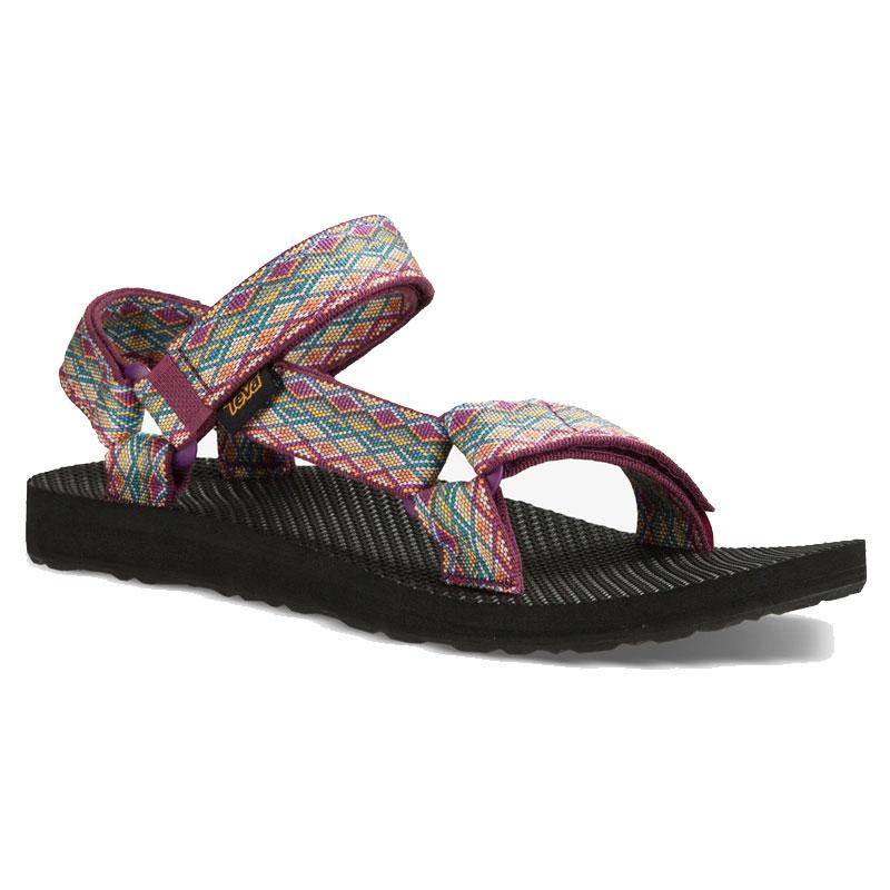26360b1d4215a sandals TEVA W Original Universal miramar fade dark purple multi ...