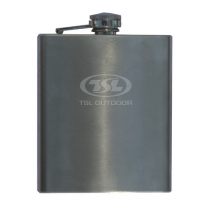 Bottles TSL Gnole Flask steel