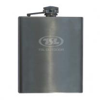 Darčeky pre turistov ploskačka TSL Gnole Flask steel 2191a364f52